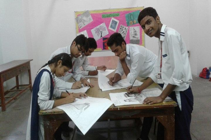 Dashmesh Public School-Art room