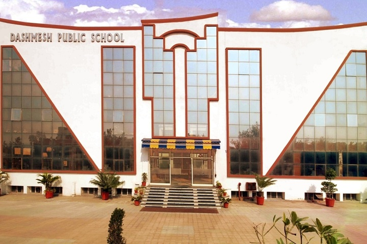 Dashmesh Public School-Campus
