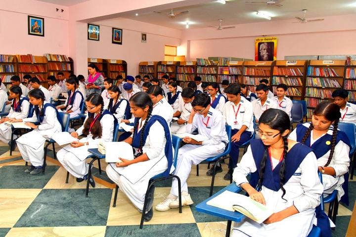 Dashmesh Public School-Library