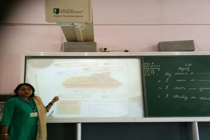 Dashmesh Public School-Smart classrooms