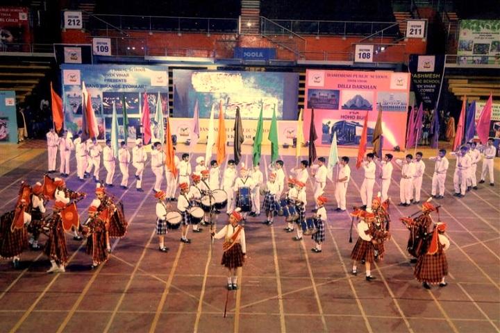 Dashmesh Public School-Annual Day Celebrations
