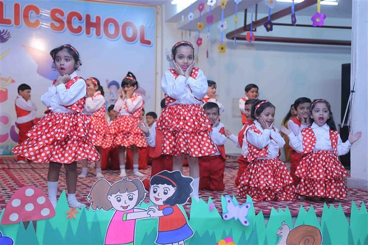 Dashmesh Public School-Dance