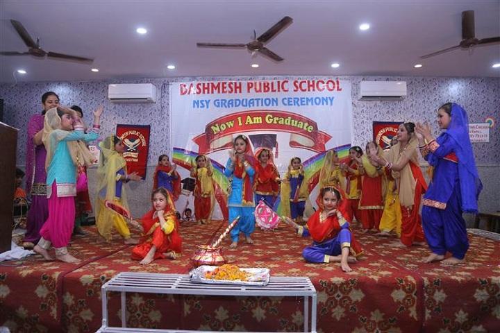 Dashmesh Public School-Graduation Ceremony