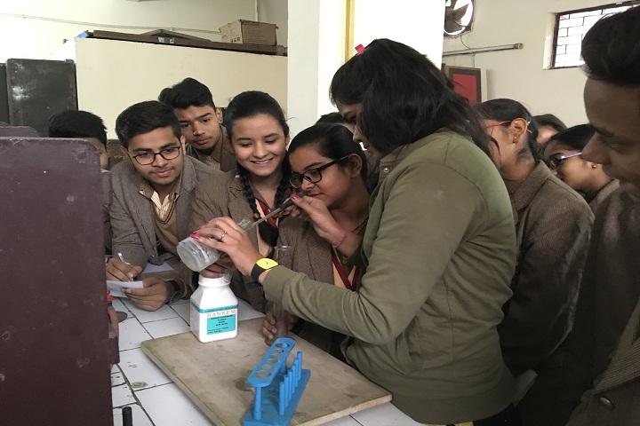 Dashmesh Public School-Lab