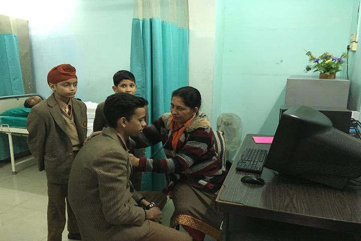 Dashmesh Public School-Medical Room