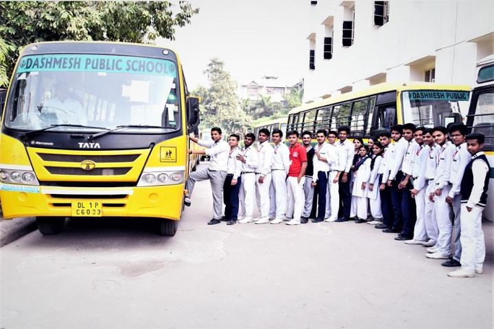 Dashmesh Public School-Transport