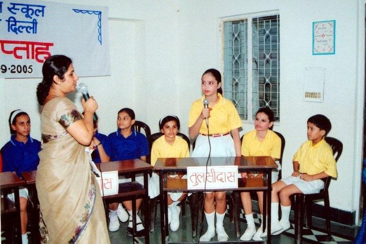 Dav Model School-Activities