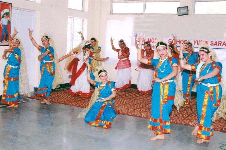 Dav Model School-Dance