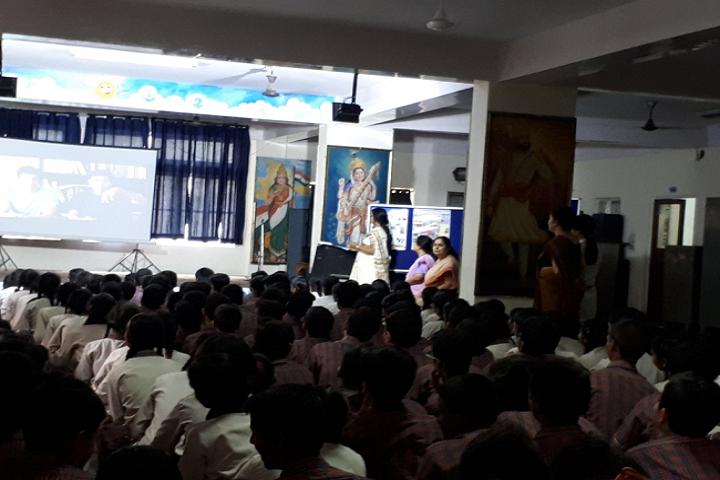 Dav Model School-Save Girl Child Program