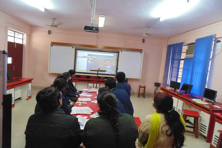 DAV Ashok Vihar-VC session