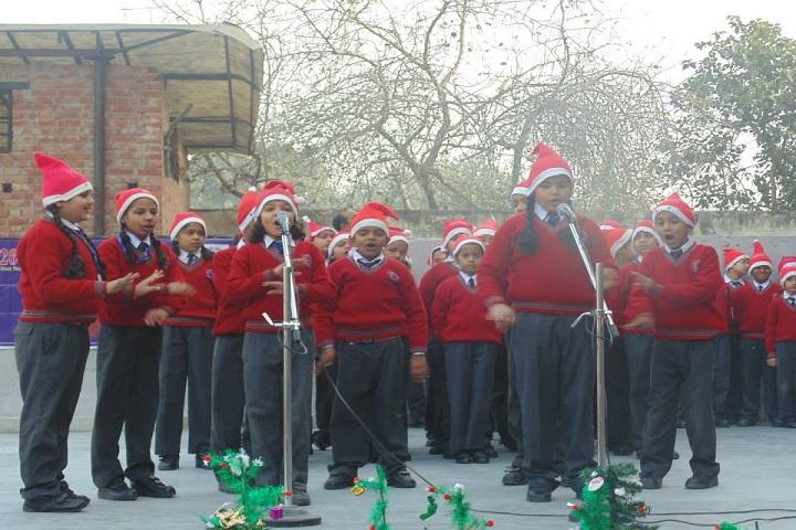 DAV Ashok Vihar-christmas celebrations