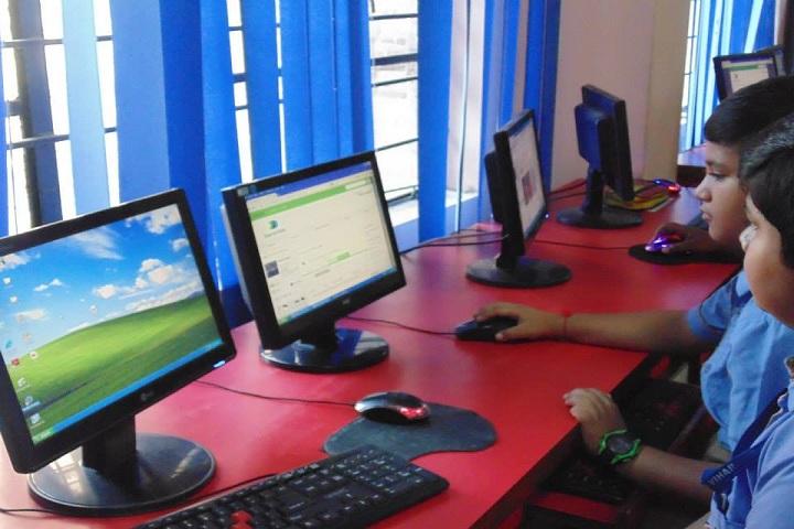 DAV Ashok Vihar-computer lab