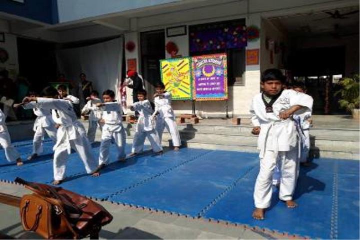 Dav Public School-activity1
