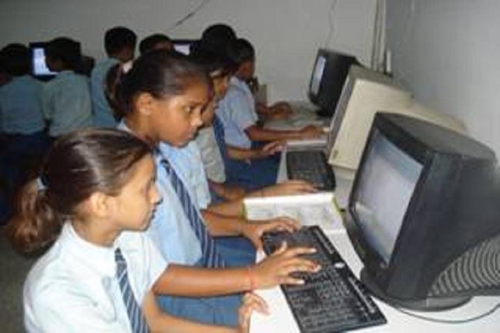 DAV PUBLIC SCHOOL- Computer Lab 1