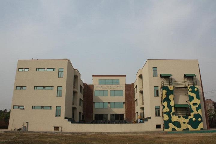 De Indian Public School-Campus