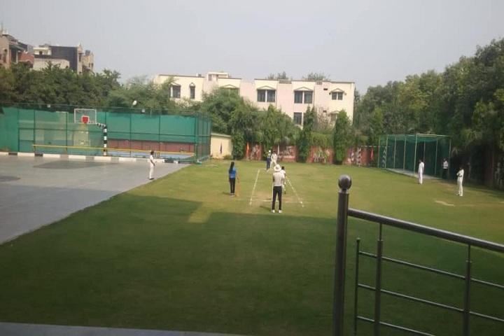 De Indian Public School-Cricket Ground