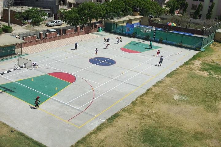 De Indian Public School-Play Area
