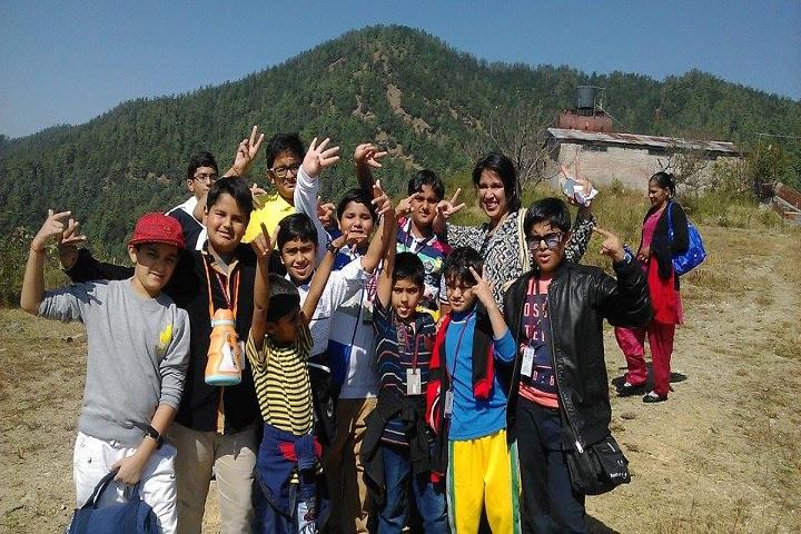 De Indian Public School-Trips