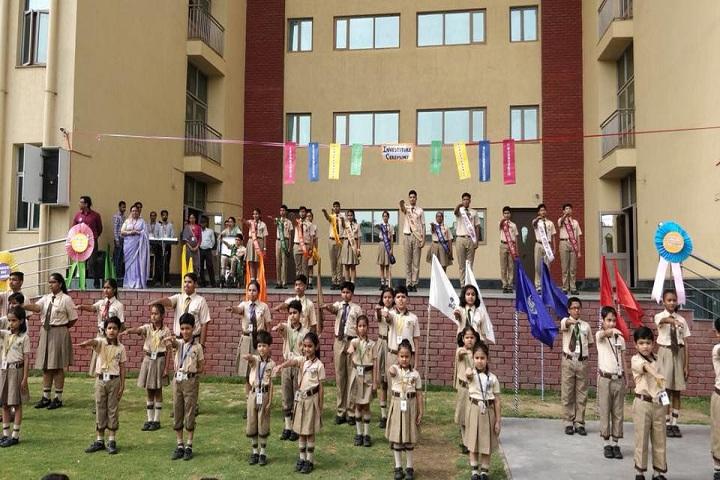 De Indian Public School-Investiture Ceremony