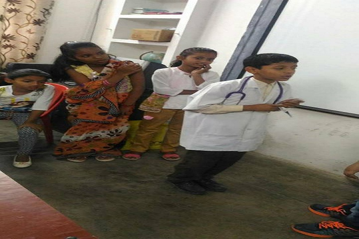 Deen Bandhu Public School-activity1