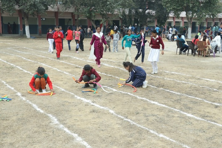 Deen Bandhu Public School- Sports 2