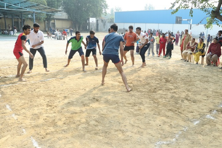 Deen Bandhu Public School- Sports