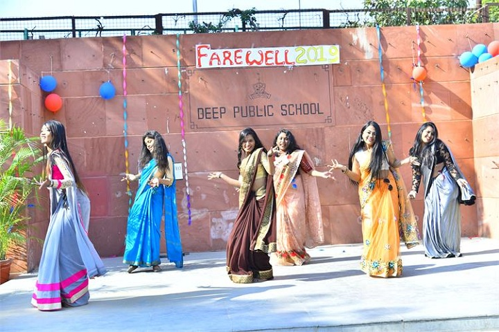 Deep Public School-Farewell Day Event