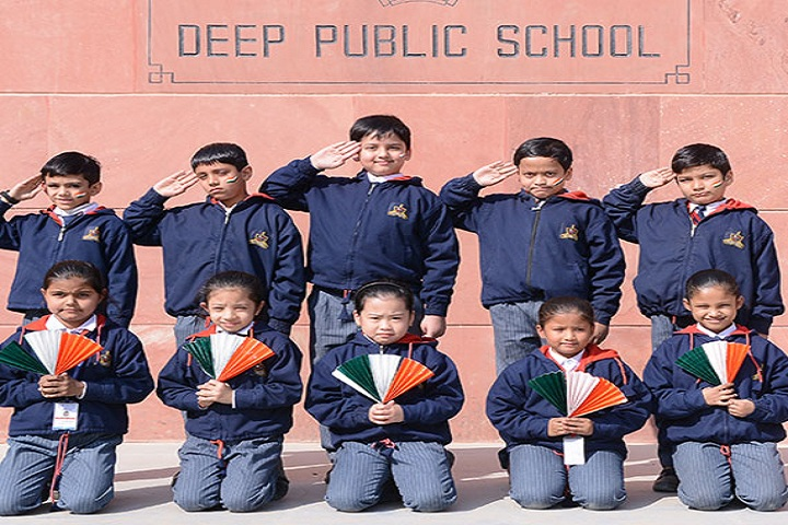 Deep Public School-Kids