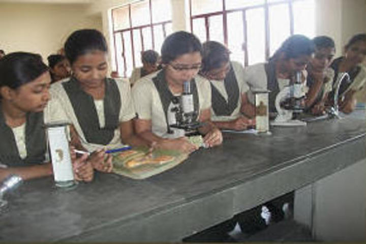 Deepalaya School-Bio Lab