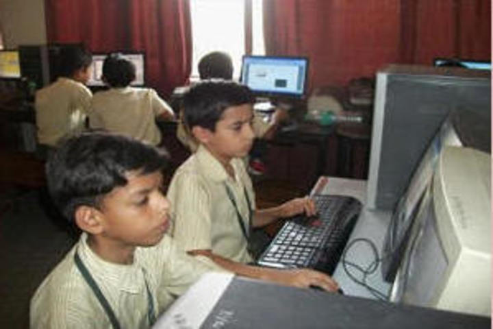 Deepalaya School-IT Lab