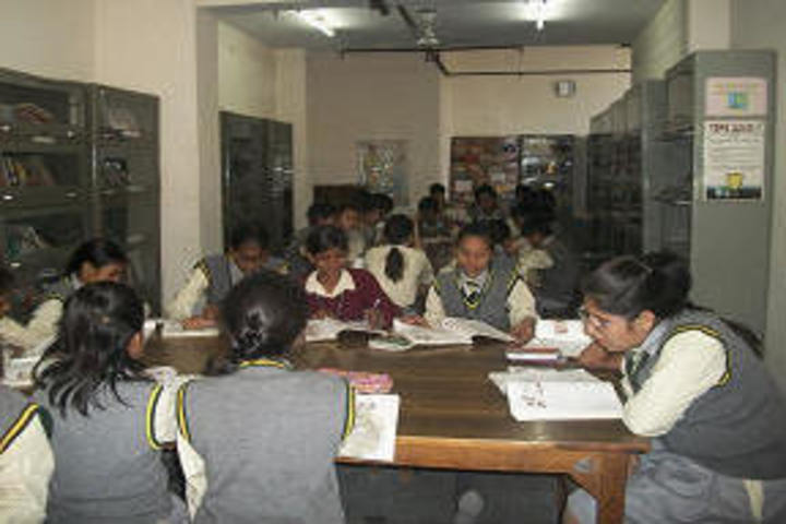 Deepalaya School-Library