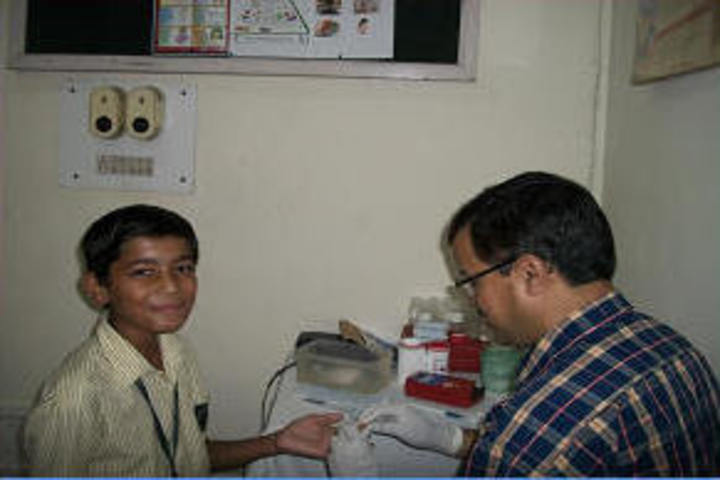 Deepalaya School-Medical Room