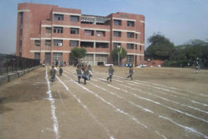 Deepalaya School-Play Ground