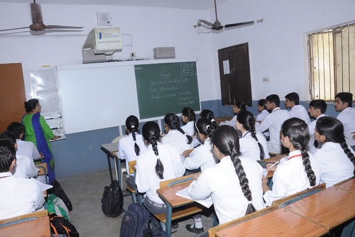 Deepanshu Public School-Classroom