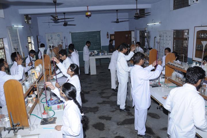 Deepanshu Public School-Lab