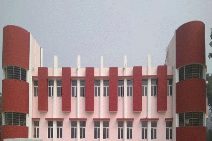 Delhi English Academy-Campus