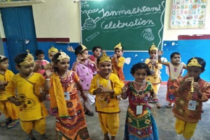 Delhi English Academy-Celebrations