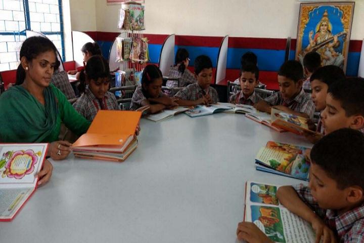 Delhi English Academy-Library