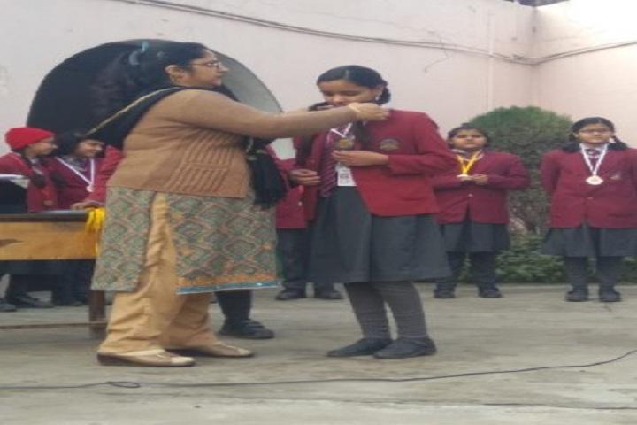Delhi English Academy-Award ceremony