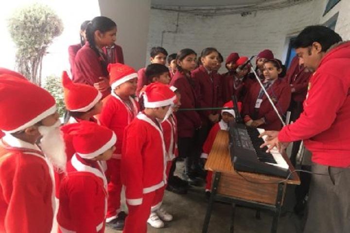 Delhi English Academy-Chirstmas day celebration