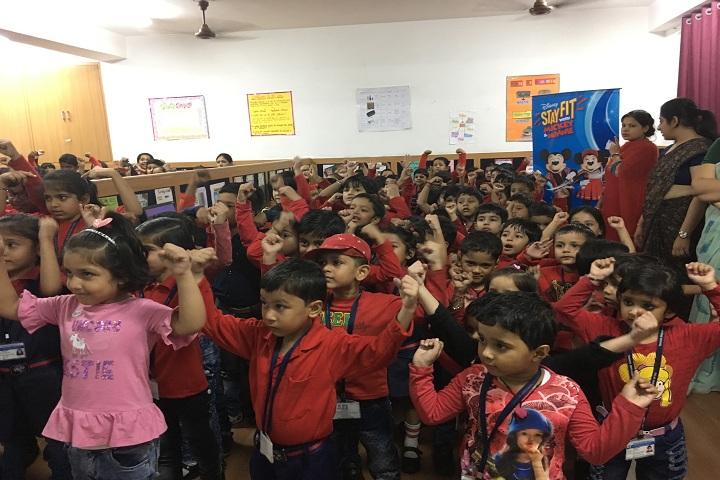 Delhi Heritage School- Activities 1
