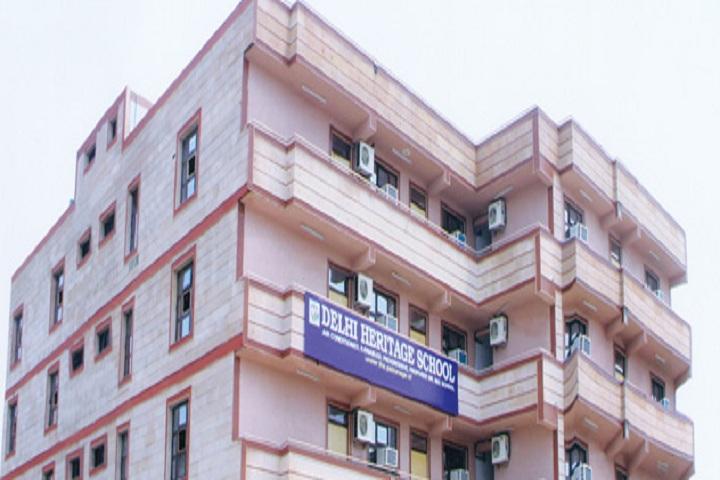 Delhi Heritage School- Campus