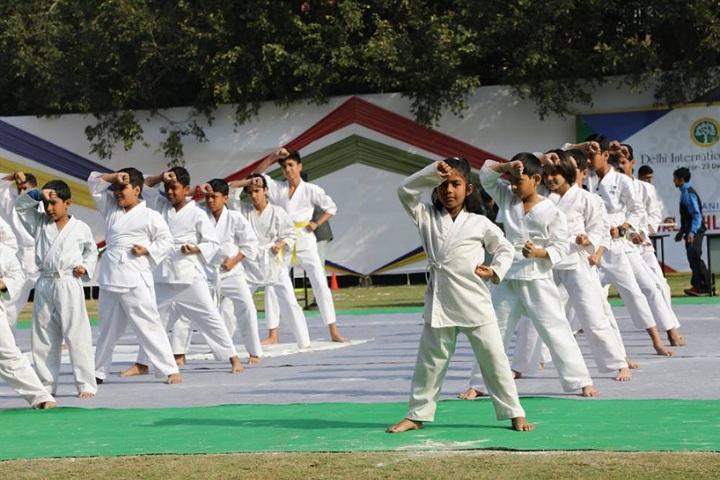Delhi International School- Activities 2