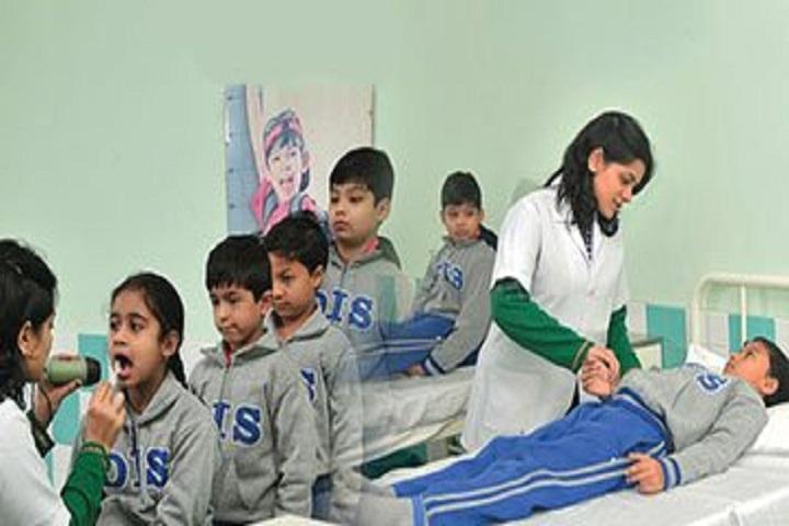 Delhi International School-Medical