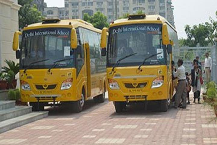 Delhi International School-Transport-Facility