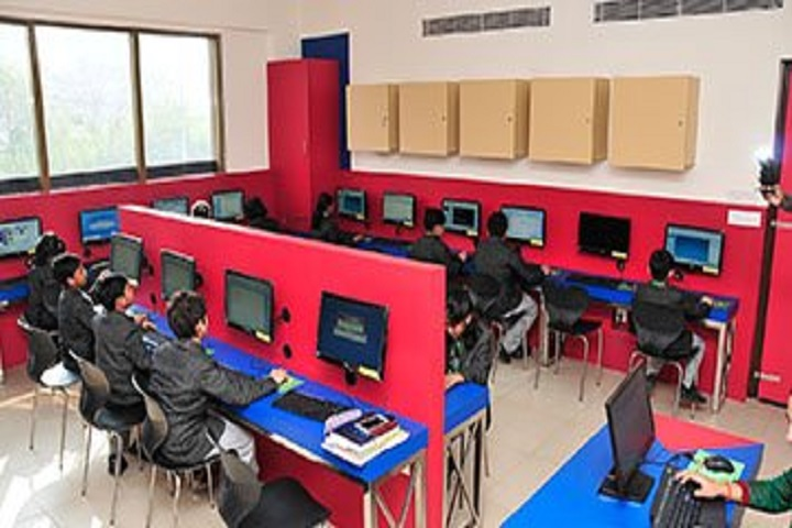 Delhi International School-computer