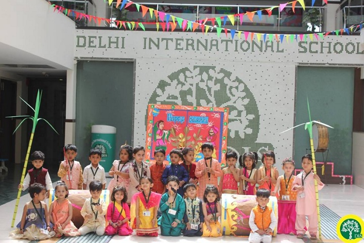 Delhi International School- Events 2