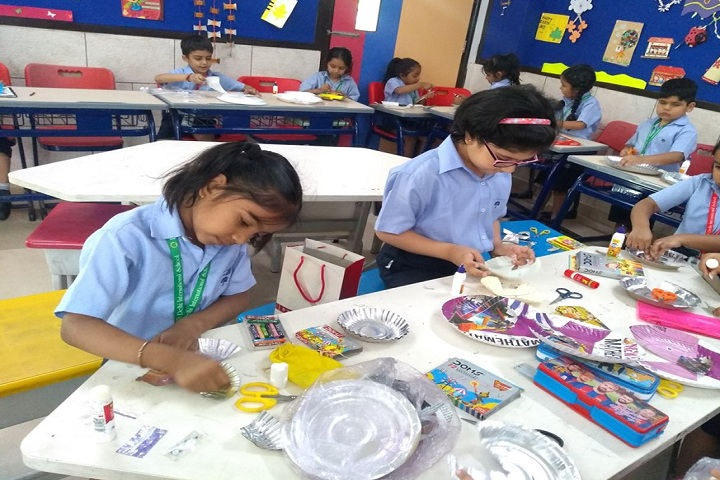 Delhi International School-Activities