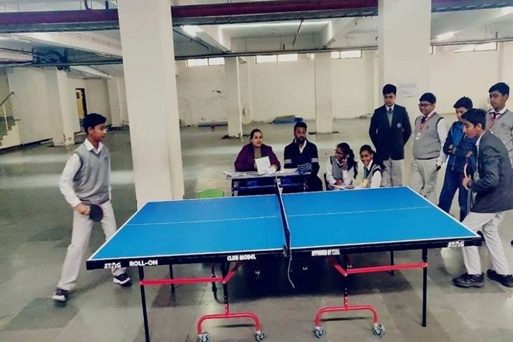 Delhi International School-Indoor Games