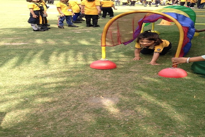 Delhi International School-Junior Sports